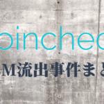コインチェックNEM(ネム)580億円流出事件のまとめと考察