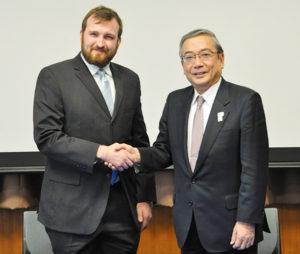 東京工業大学とIOHKとの提携